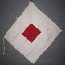 Image of Signal Flag - Flag, Signal