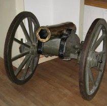 Image of Howitzer 1863 - Howitzer, Spanish