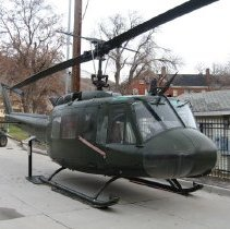 Image of Huey Helicopter - Helicopter, Utility