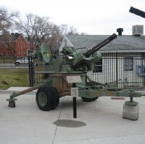 Image of Vulcan Anti-aircraft Gun - Gun, Vulcan