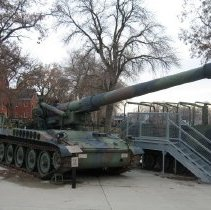 Image of 8-inch Howitzer - Howitzer, SN MBY776