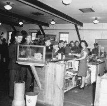 Image of Post Exchange - Photograph, Ft Douglas Reception Ctr