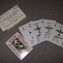 Image of Study Cards for Aircraft Recognition - Cards, Aircraft Recognition