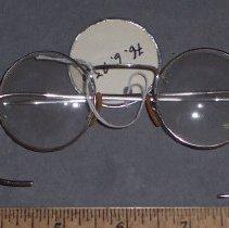 Image of Wire Rimmed Eyeglasses - Glasses
