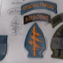 Image of Shoulder Patches - Patches