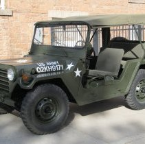 Image of MUTT 151 Jeep - Jeep