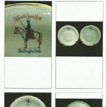 Image of Dinner Plates - Plates, Ft Douglas Mess