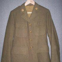 Image of Winter Blouse - Coat, WWI