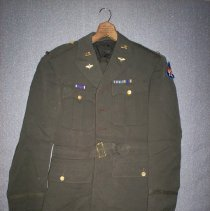 Image of Army Blouse--WW II - Coat, WWII
