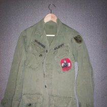 Image of Army Coat--Vietnam - Coat, Fatigue