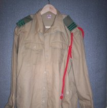 Image of Iraqi Army Service Coat - Coat, Iraq