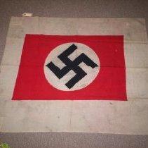 Image of Nazi Flag - Flag, Nazi