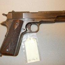 Image of Colt .45 M1911 - Pistol, SN 260682