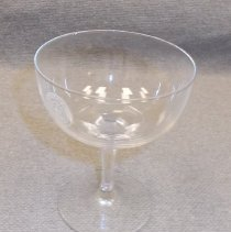Image of Crystal Glass--USS Utah - Glasses, Champagne