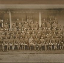 Image of Fort Duchesne Soldiers - Photograph, Ft Duchesne