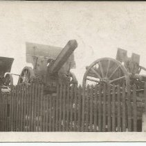 Image of Howitzers - Photograph, Howitzer