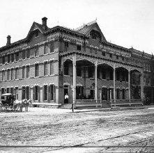 Image of 1966.016.0021 - 985. American House, Glens Falls, N. Y.