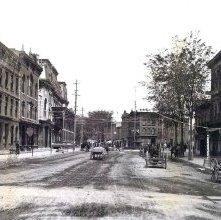 Image of 1966.016.0034 - Glen Street, Glens Falls