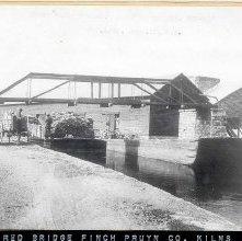 Image of 1967.048.0238 - Red Bridge Finch Pruyn Co. Kilns