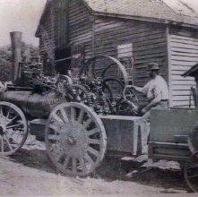 "Image of 1968.010.0001 - ""Steam Wagon"""