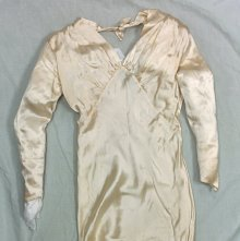 Image of Wedding Dress - 1973.011.0001