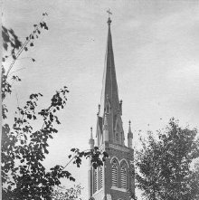 Image of 1974.016.0060 - 997. St. Mary's Roman Catholic Church Glens Falls.