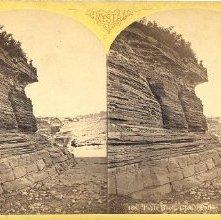 Image of 1976.131.0006 - 488. Table Rock. Glens Falls