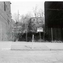 Image of 1976.168.0045 - Vacant Lot