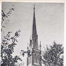 Image of 1977.113.0029 - St. Mary's Roman Catholic Church.