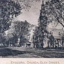 Image of 1977.113.0028 - Episcopal Church, Glen Street