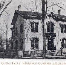 Image of 1977.113.0032 - Glens Falls Insurance Company's Building