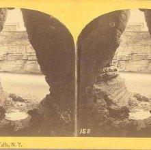 Image of 1977.132.0219 - 158. The Cave. Glen's Falls, NY