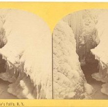 """Image of 1977.132.0221 - """"Frost Work."""" Glen's Falls, NY"""