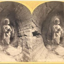 Image of 1977.132.0223 - The Cave, Glens Falls.