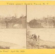 Image of 1977.132.0232 - In the Days of the Flood, April 23, 1869.