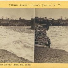 Image of 1977.132.0233 - In the Days of the Flood, April 23, 1869.