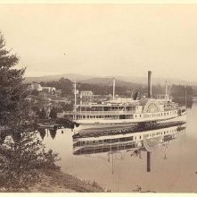 Image of 1977.132.0520 - Steamer Horicon, Lake George