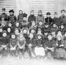 Image of 1977.132.0015 - Plank Road School Class Picture