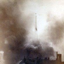 Image of 1977.132.0292 - Fire at Glens Falls, April 28,1884 - 9:25 AM