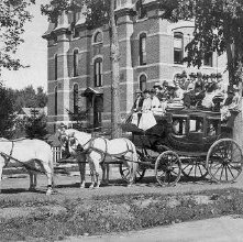 Image of 1977.132.0501 - Union School, Glens Street, 1885