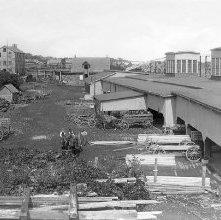 Image of 1977.132.0800 - Finch Pruyn Company Sawmill.