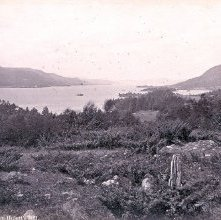 Image of 1977.218.1446 - 325. Lake George, North from Hulett's Hill