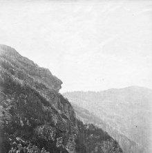 Image of 1977.218.0155 - 30. Indian Face, Lower Au Sable Lake