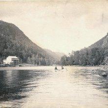Image of 1977.218.1850 - 416. Upper Edmonds' Pond, Adirondacks