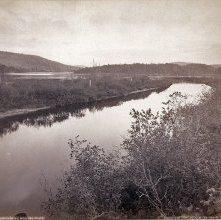 Image of 1977.218.1883 - 426. Lake Sanford, Adirondacks, from the North