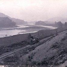 """Image of 1977.218.2648 - 659. Hudson River, near """"The Glen."""""""