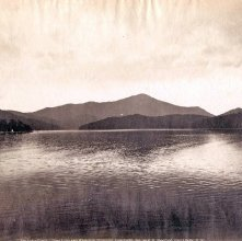 Image of 1977.218.2666 - 675. Lake Placid. West Lake and Whiteface Mountain