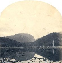 Image of 1977.218.2791 - Indian Pass, from Lake Henderson.