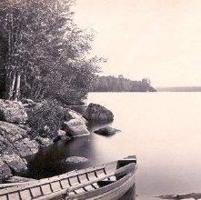 Image of 1977.218.3444 - South Bay Raquette Lake