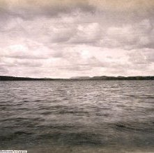 Image of 1977.218.3451 - 772. Raquette Lake, West from Hathorn's Camp.